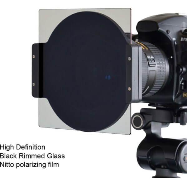 NiSi 150mm System HD Polarizer 150150mm 4