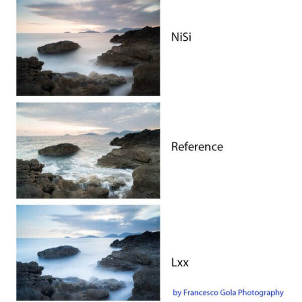 NiSi 150mm System Soft nano GND70.6 150170mm