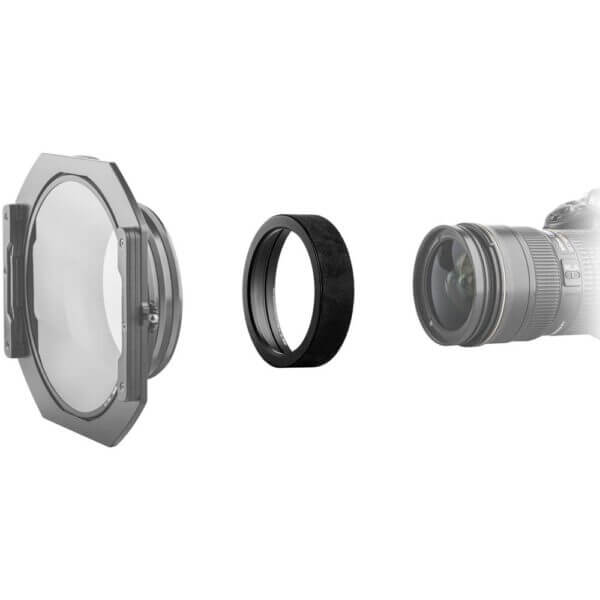 NiSi 150mm system filter Adapter Ring 77mm for Nikon 14 24mm 2 1