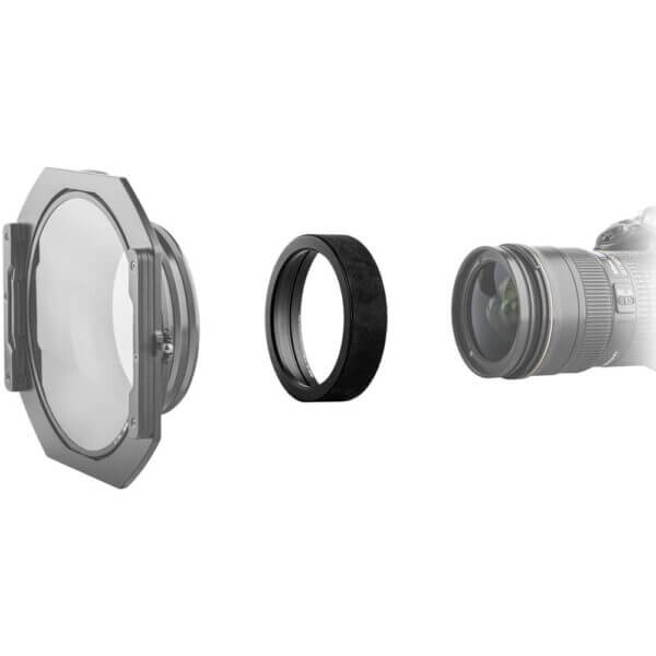 NiSi 150mm system filter Adapter Ring 82mm for Nikon 14 24mm 2 1