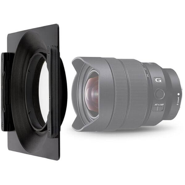 NiSi 150mm system filter holder for Sony 12 24 F4G 3