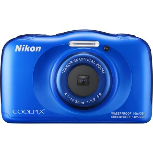 Nikon Coolpix W100 Blue Thai 2