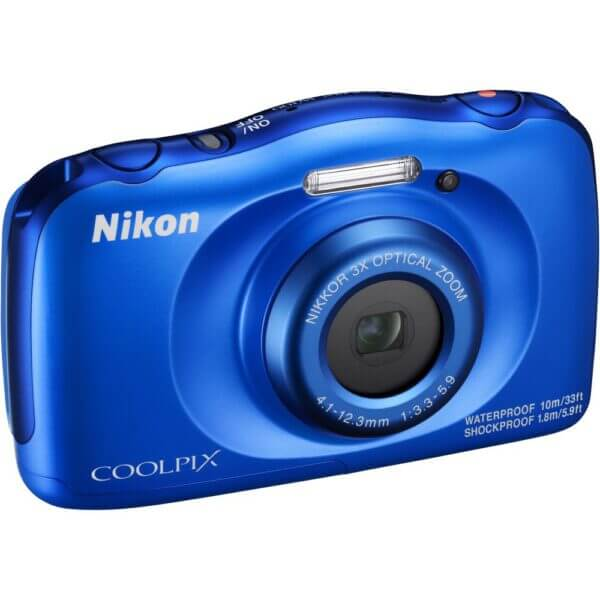Nikon Coolpix W100 Blue Thai 3