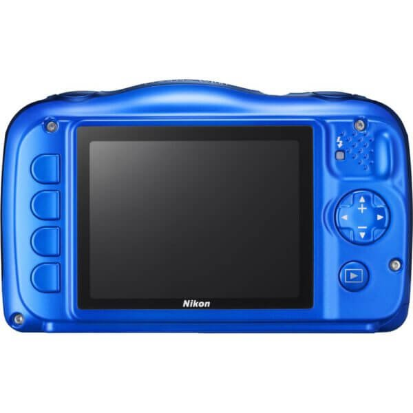 Nikon Coolpix W100 Blue Thai 4