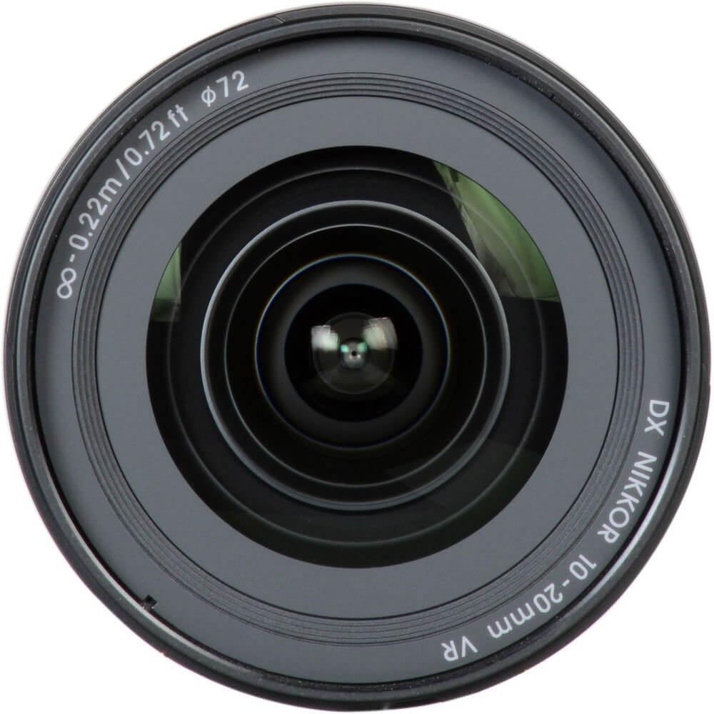 Nikon Lens AF P 10 20mm F4.5 5.6G DX VR Thai 11