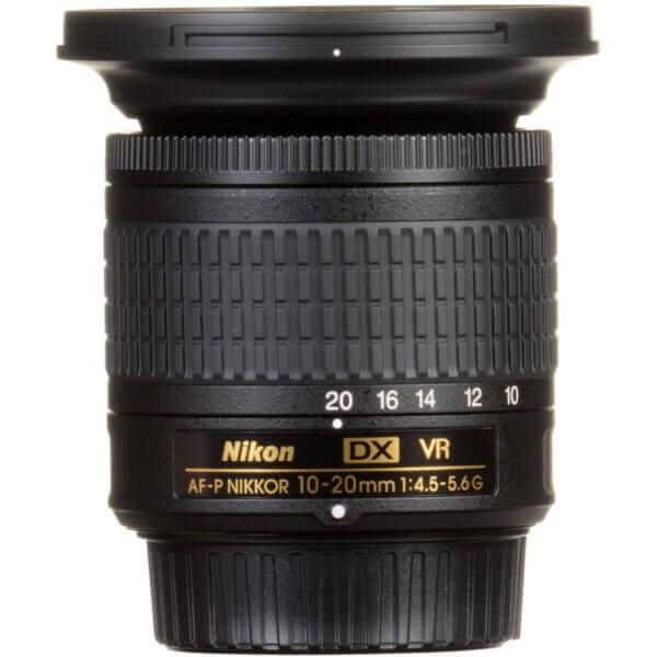 Nikon Lens AF P 10 20mm F4.5 5.6G DX VR Thai 3