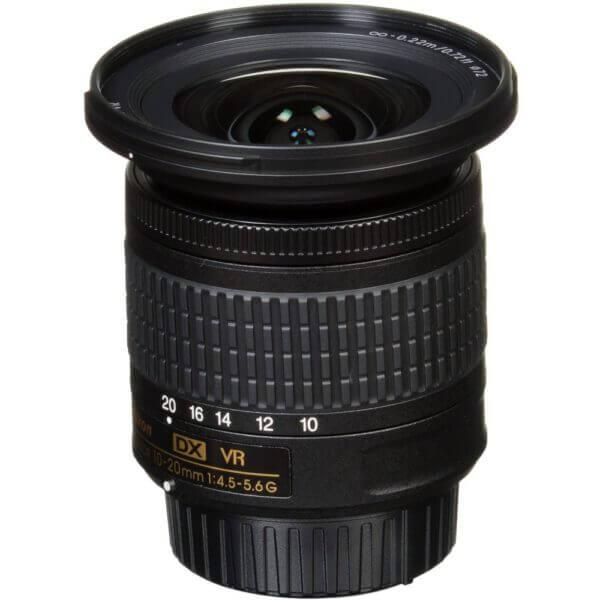 Nikon Lens AF P 10 20mm F4.5 5.6G DX VR Thai 6
