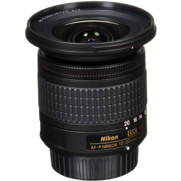 Nikon Lens AF P 10 20mm F4.5 5.6G DX VR Thai 8