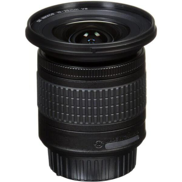 Nikon Lens AF P 10 20mm F4.5 5.6G DX VR Thai 9