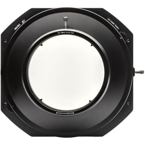 Nisi 150mm system filter Holder S5 Set for Tamron 15 30mm 2