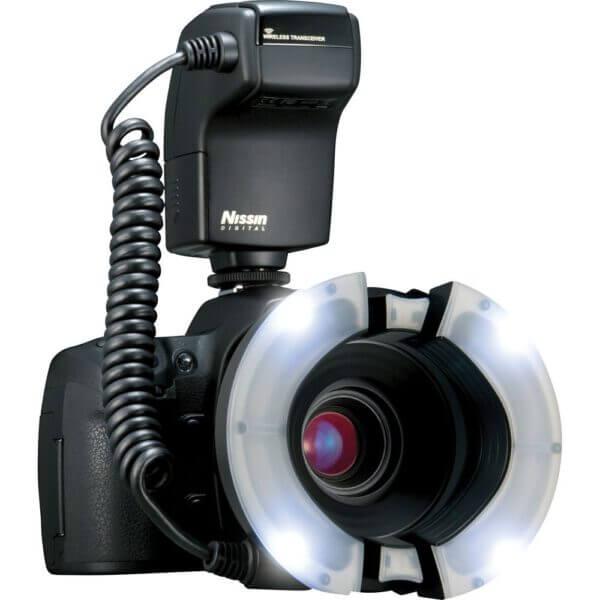 Nissin MF18 Macro Ring Flash for Canon ประกันศูนย์ 4