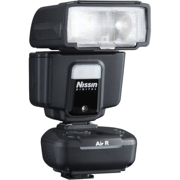 Nissin Wirless Commander Air R Receiver for Nikon 10