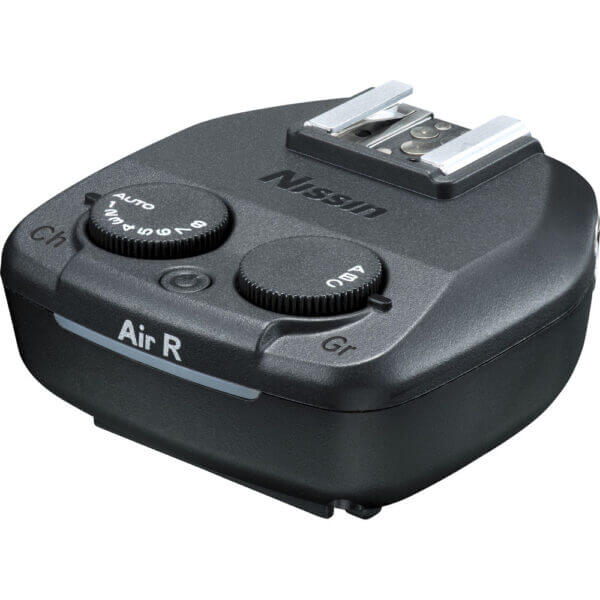 Nissin Wirless Commander Air R Receiver for Nikon 2