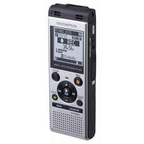 Olympus Voice Recorder WS 852 ประกันศูนย์ 2