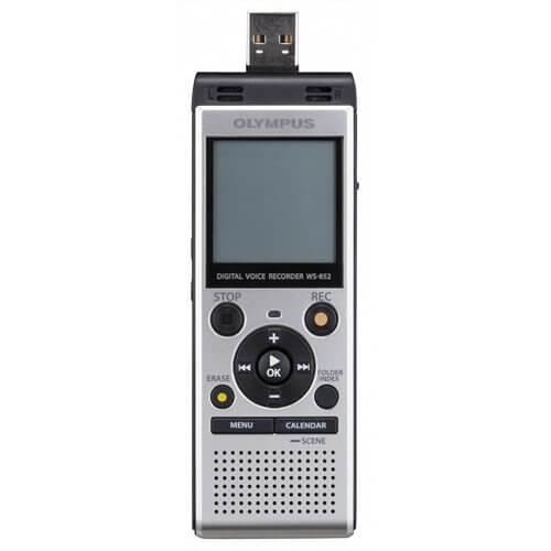 Olympus Voice Recorder WS 852 ประกันศูนย์ 4