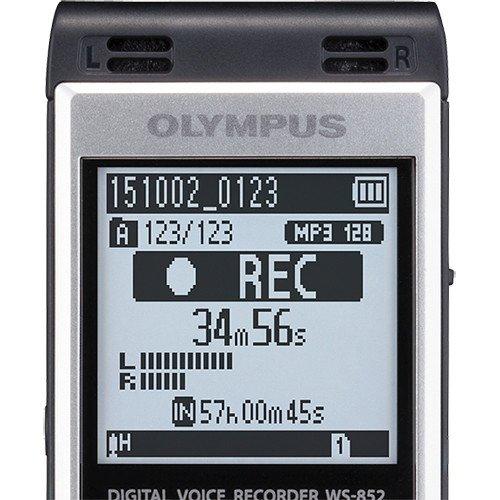 Olympus Voice Recorder WS 852 ประกันศูนย์ 9