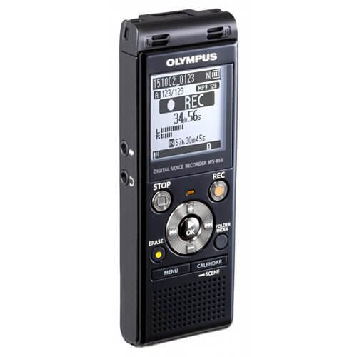 Olympus Voice Recorder WS 853 ประกันศูนย์ 3