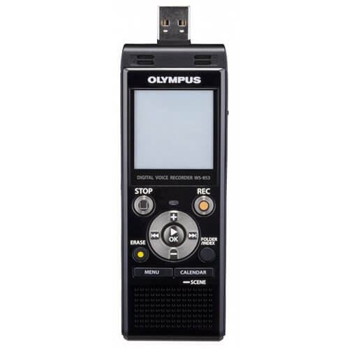 Olympus Voice Recorder WS 853 ประกันศูนย์ 4