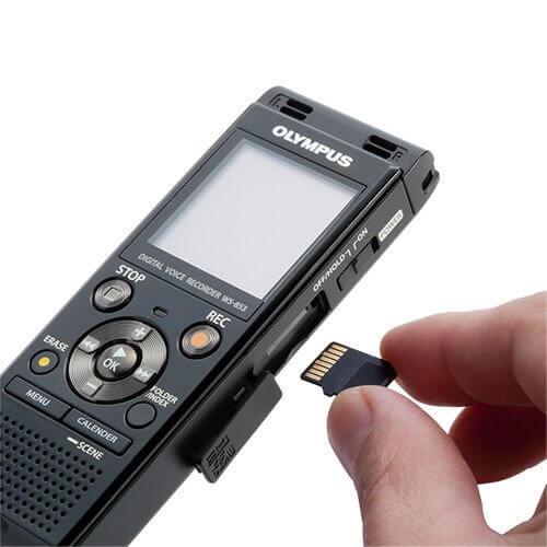 Olympus Voice Recorder WS 853 ประกันศูนย์ 8