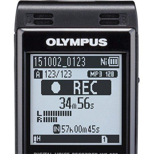 Olympus Voice Recorder WS 853 ประกันศูนย์ 9