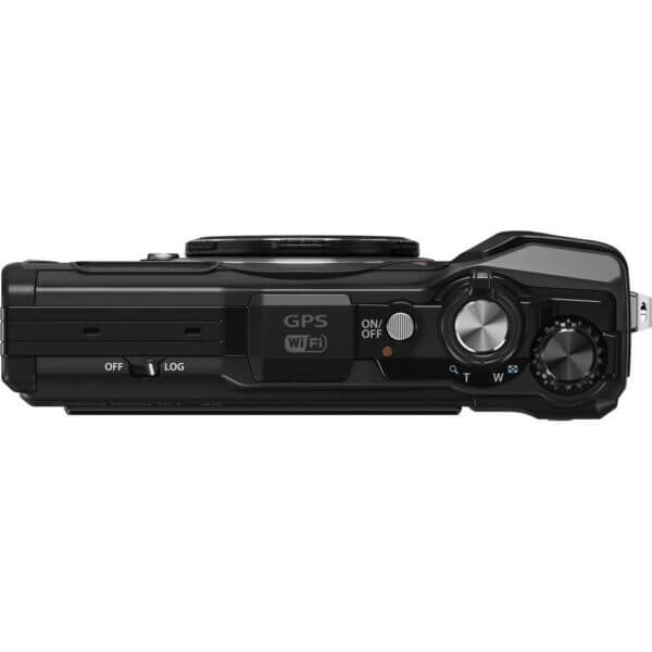 Olympus waterproof camera TG 5 Tough Black Thai 5
