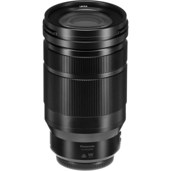 Panasonic Lens 50 200mm F2.8 4.0 Leica DG Power O.I.S Black ประกันศูนย์ 14
