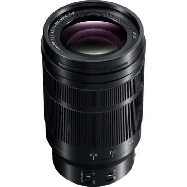 Panasonic Lens 50 200mm F2.8 4.0 Leica DG Power O.I.S Black ประกันศูนย์ 2
