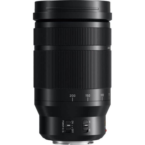 Panasonic Lens 50 200mm F2.8 4.0 Leica DG Power O.I.S Black ประกันศูนย์ 4