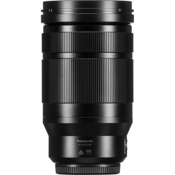 Panasonic Lens 50 200mm F2.8 4.0 Leica DG Power O.I.S Black ประกันศูนย์ 8