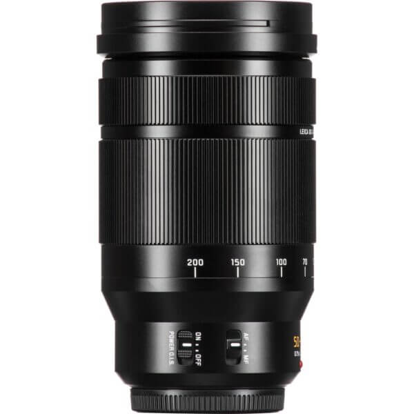 Panasonic Lens 50 200mm F2.8 4.0 Leica DG Power O.I.S Black ประกันศูนย์ 9