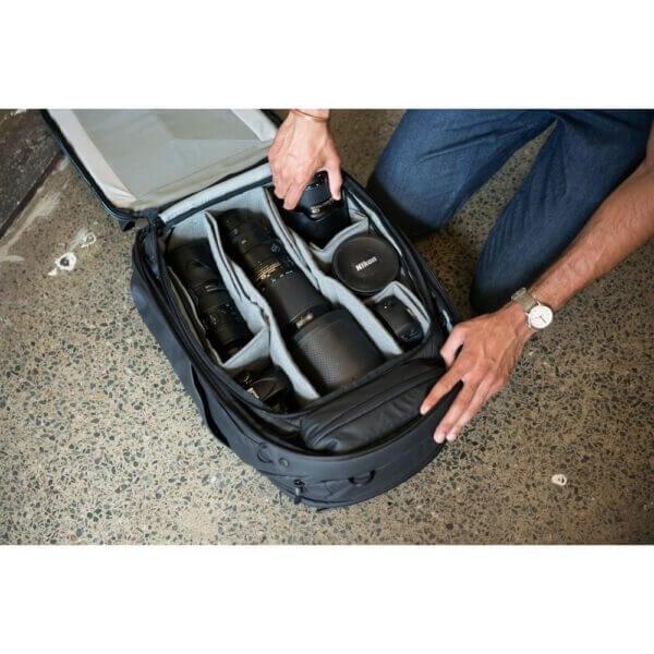 Peak Design BCC L BK 1 Travel Camera Cube for Travel Bag Large 12 1