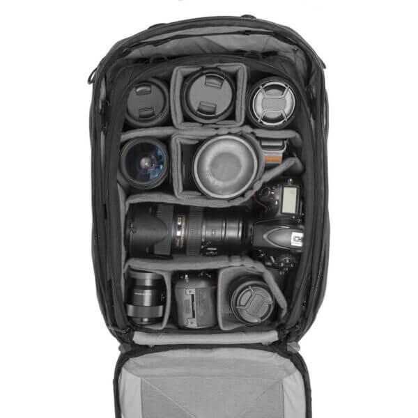 Peak Design BCC L BK 1 Travel Camera Cube for Travel Bag Large 13