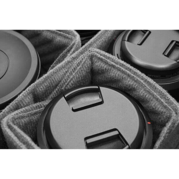 Peak Design BCC L BK 1 Travel Camera Cube for Travel Bag Large 15 1
