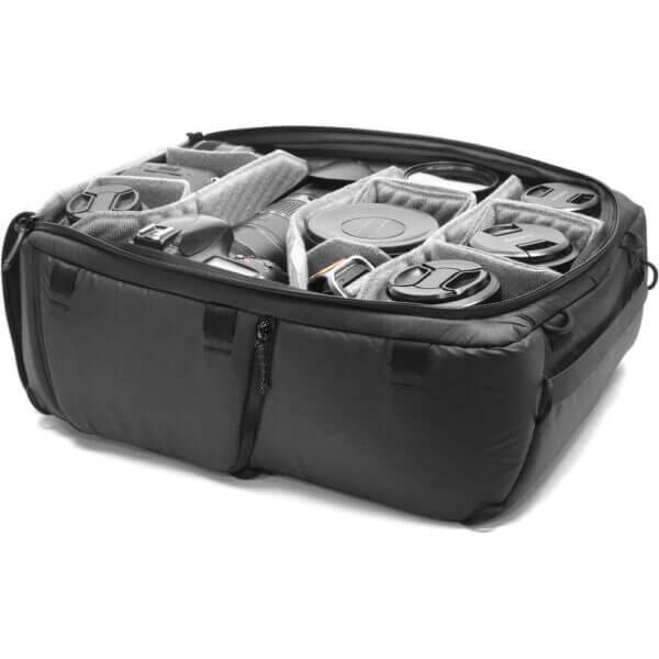 Peak Design BCC L BK 1 Travel Camera Cube for Travel Bag Large 2 1