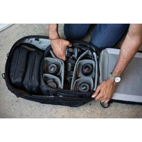 Peak Design BCC L BK 1 Travel Camera Cube for Travel Bag Large 26