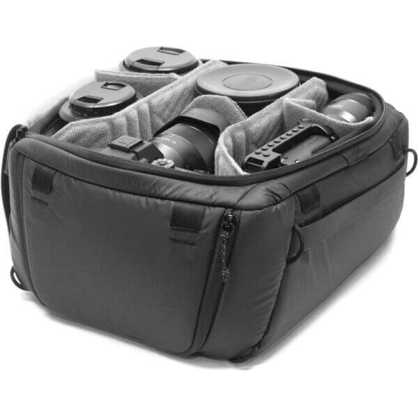 Peak Design BCC L BK 1 Travel Camera Cube for Travel Bag Large 4