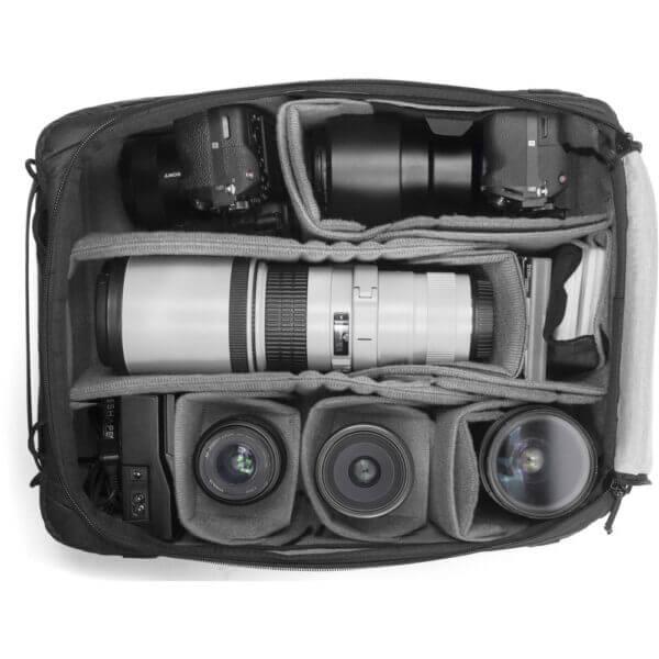Peak Design BCC L BK 1 Travel Camera Cube for Travel Bag Large 7 1