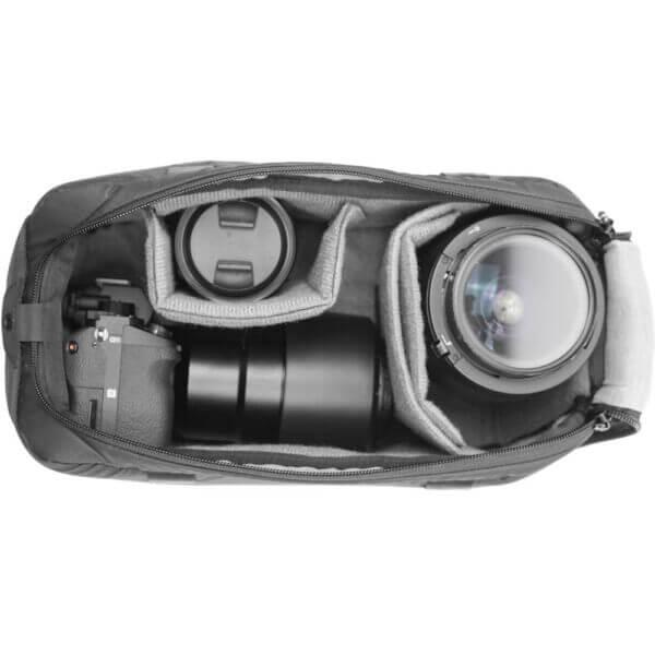 Peak Design BCC S BK 1 Travel Camera Cube for Travel Bag Small 10