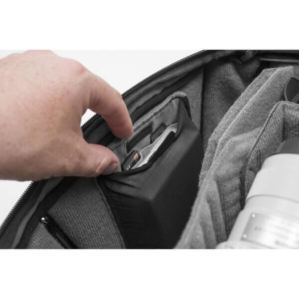 Peak Design BCC S BK 1 Travel Camera Cube for Travel Bag Small 18