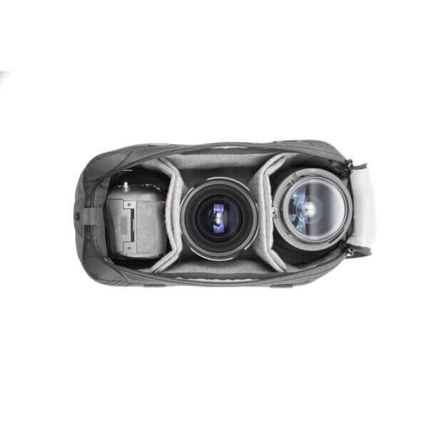Peak Design BCC S BK 1 Travel Camera Cube for Travel Bag Small 9
