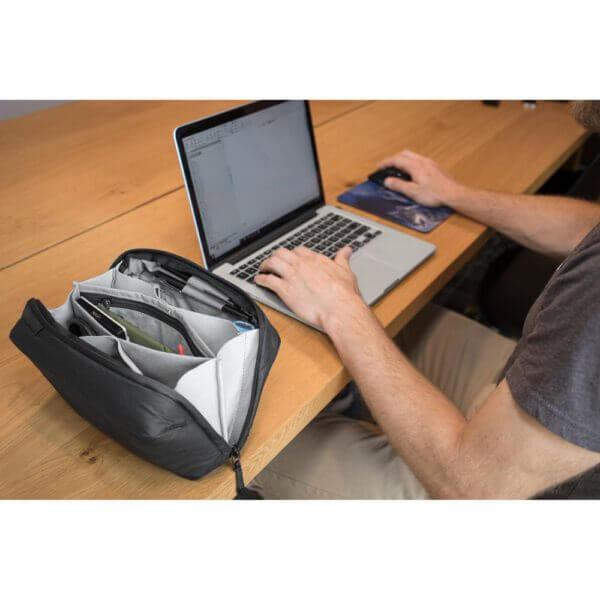 Peak Design BTP BK 1 Travel Tech Pouch for Travel Bag Black 10 1