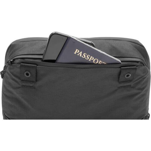 Peak Design BTP BK 1 Travel Tech Pouch for Travel Bag Black 3