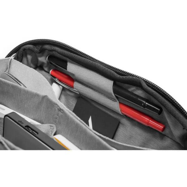Peak Design BTP BK 1 Travel Tech Pouch for Travel Bag Black 7 1