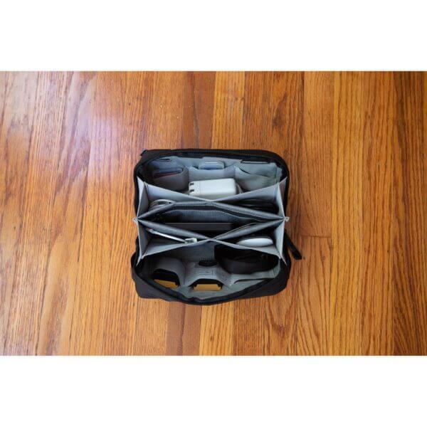 Peak Design BTP BK 1 Travel Tech Pouch for Travel Bag Black 9 1