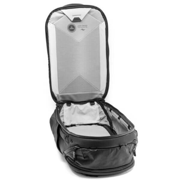 Peak Design BTR 45 BK 1 Travel Backpack Black 2
