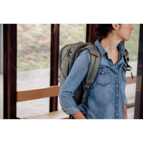 Peak Design BTR 45 SG 1 Travel Backpack Sage 8