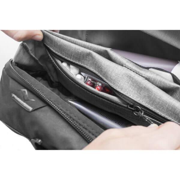 Peak Design BWP BK 1 Travel Wash Pouch for Travel Bag Black 10
