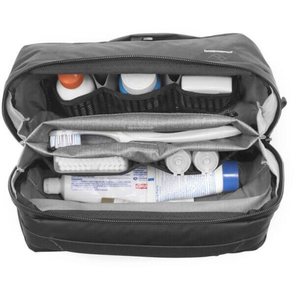Peak Design BWP BK 1 Travel Wash Pouch for Travel Bag Black 2