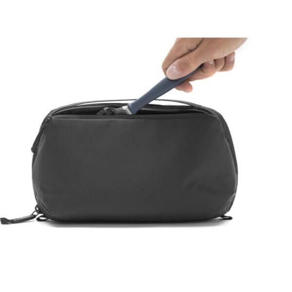 Peak Design BWP BK 1 Travel Wash Pouch for Travel Bag Black 4