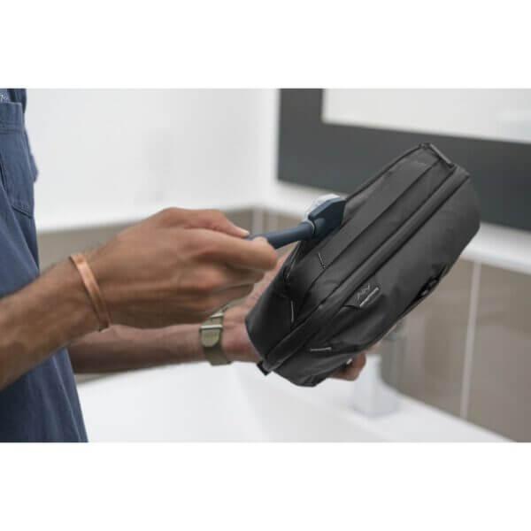 Peak Design BWP BK 1 Travel Wash Pouch for Travel Bag Black 7